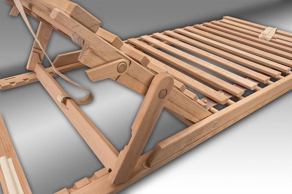 Baumberger Lattenrost Ergo-Balance-Details